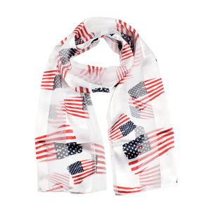 american flag scarf - the flag shirt