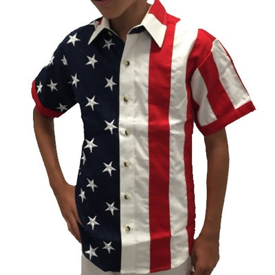 Kids American Flag Clothes
