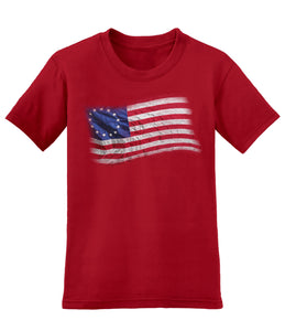 Old Glory Short Sleeve Tee - theflagshirt