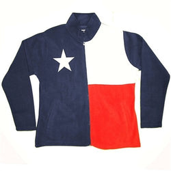 Texas Ladies Fleece Warmer - theflagshirt