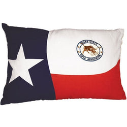 Texas Pillow - The Flag Shirt