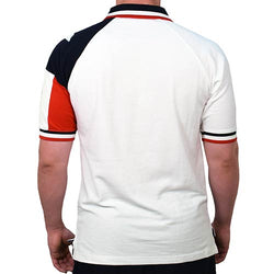 Mens Texas Original Pique Polo in White