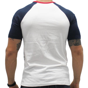 Men's Sleeve and Pocket American Flag T-Shirt - theflagshirt