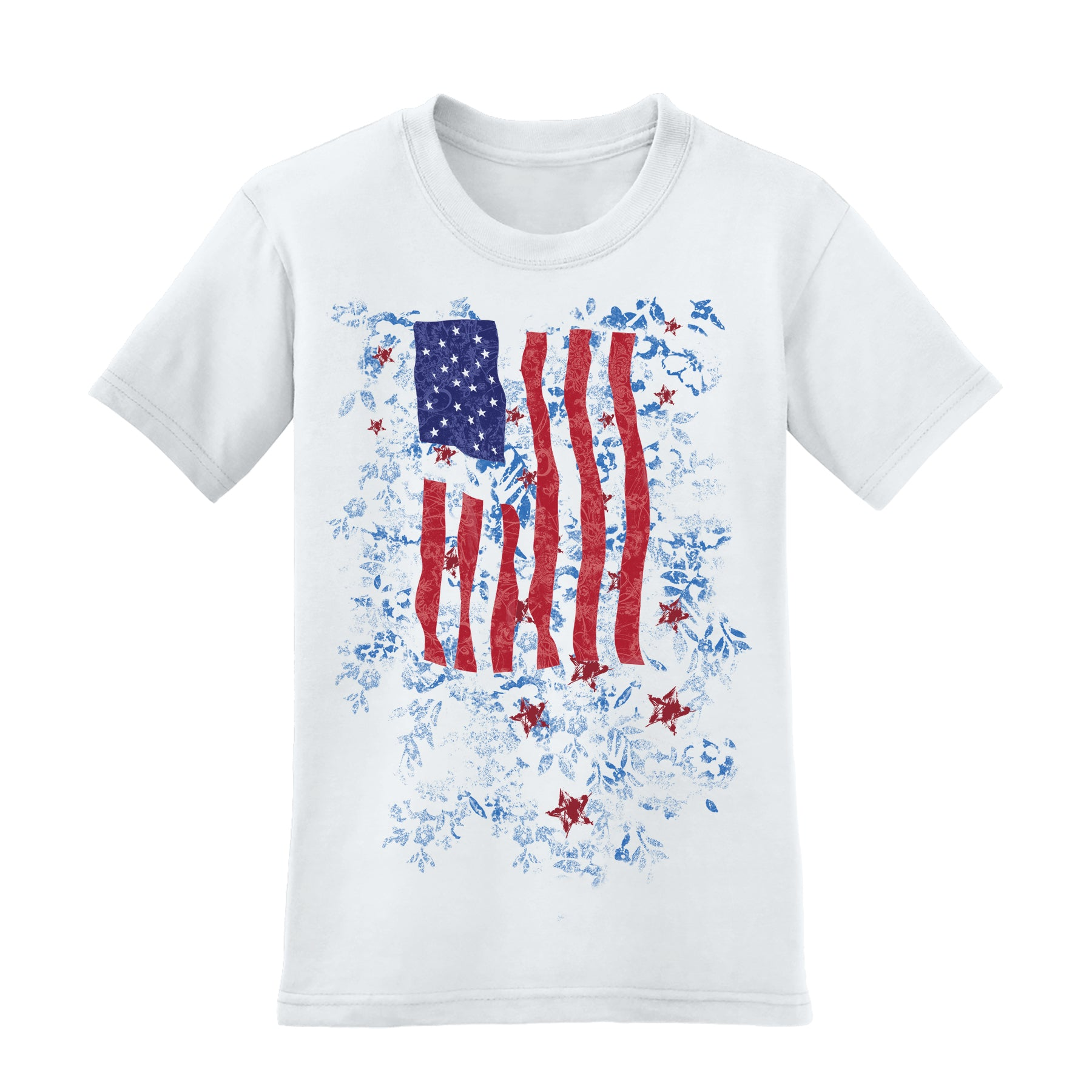 Flag Drop Women's T-Shirt
