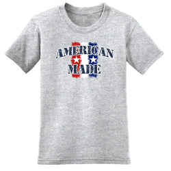 American Made Men's Simply Patriotic T-Shirt - The Flag Shirt
