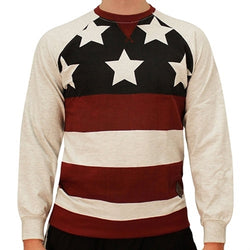SPJane MSW States - Ecru - The Flag Shirt