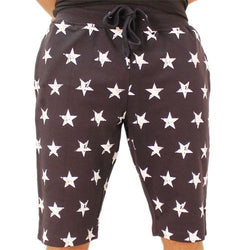 Mens Patriotic Stars Lounge Shorts - The Flag Shirt