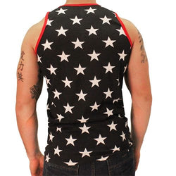 All Stars Mens Tank Top - The Flag Shirt