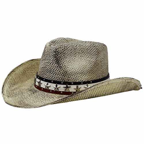 American Cowboy Freedom Stripe Hat - The Flag Shirt