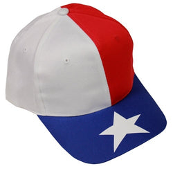 Texas Flag Cap - The Flag Shirt