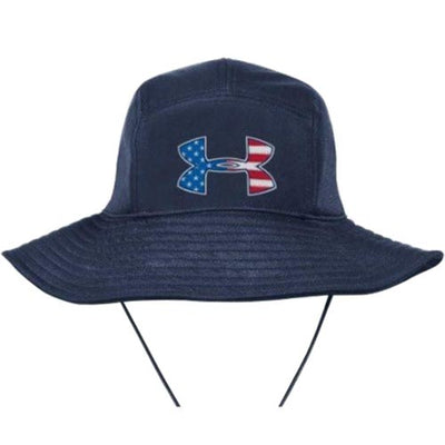 Mens American Flag Bucket Hats