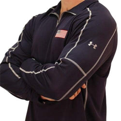 Mens Under Armour Patriotic Trainer - The Flag Shirt