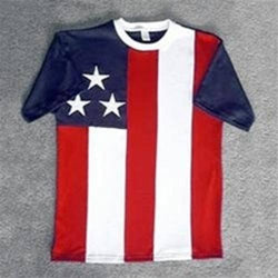 Patriotic T- Shirt-AAA-260 - The Flag Shirt