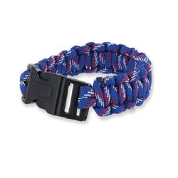 Patriotic Paracord Wristband Bracelet - The Flag Shirt