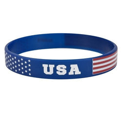 USA America Wristband - The Flag Shirt
