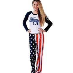 Exist American Lounge Pants - The Flag Shirt