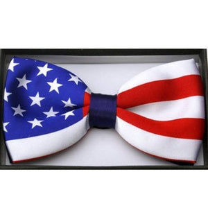 American Flag Bow Tie - The Flag Shirt