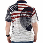 Load image into Gallery viewer, We The People Mens Tech Polo Shirt