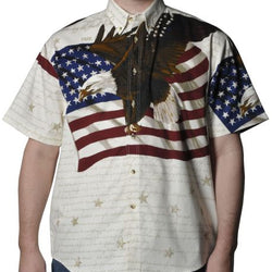 Woven Congress - The Flag Shirt