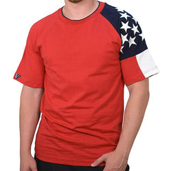 Men's Red Freedom T-Shirt ADFRET
