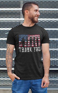 Responders On The Front Lines T-shirt