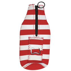 American Flag Bottle Koozie With Bottle Opener - The Flag Shirt