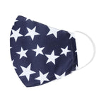 Load image into Gallery viewer, stars face mask - the flag shirt