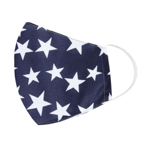 stars face mask - the flag shirt