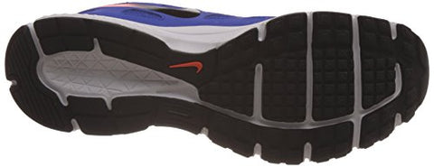pretty nice bb6f3 26940 ... Nike Men s Lyon Blue, Black, Total Orange and White Revolution 2 Msl Running  Shoes ...