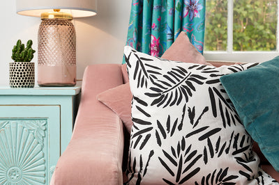 How To Add Colour, Pattern & Texture To Your Home