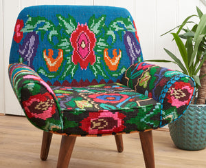 Kilim Chairs & Benches