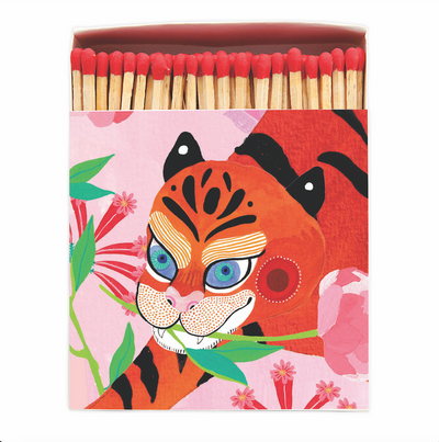 Easy Tiger Safety Matches - Lisa Comfort Home