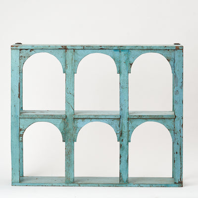 Topi Arch Shelf - Six Arches Round - Lisa Comfort Home