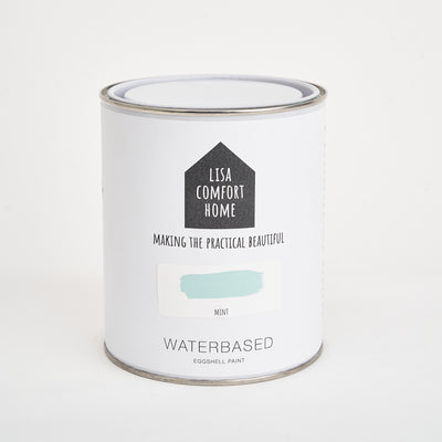 Mint Paint - Lisa Comfort Home