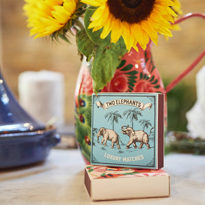 Elephant Safety Matches - Lisa Comfort Home