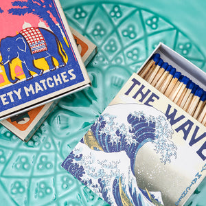 The Wave Safety Matches - Lisa Comfort Home
