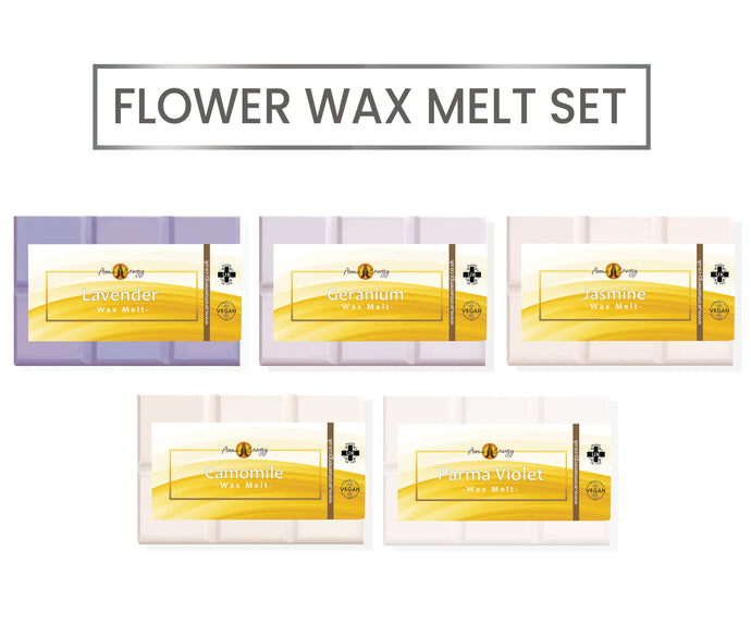Flower Wax Melt Set