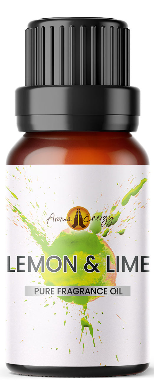 Lemon & Lime Fragrance Oil