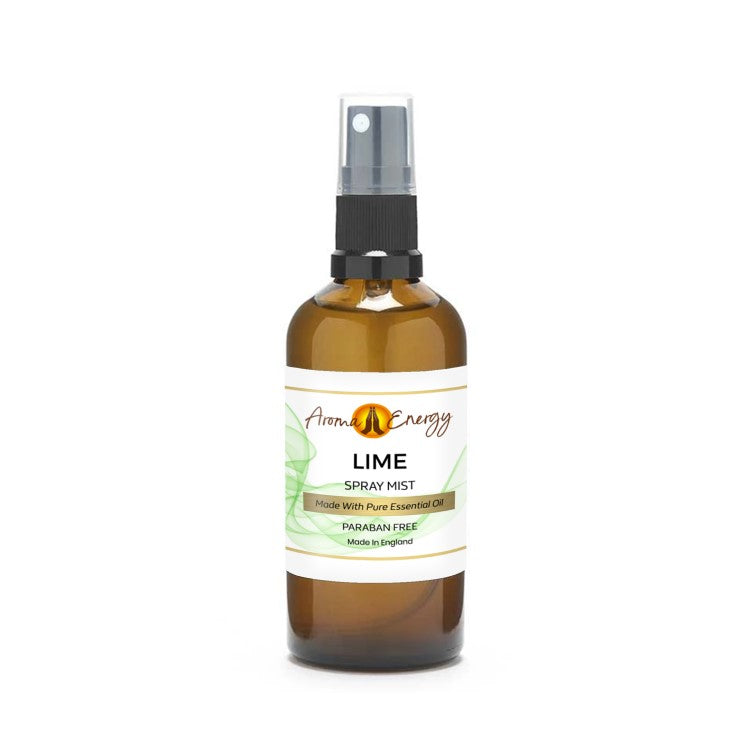 Lime Essential Oil Room Spray
