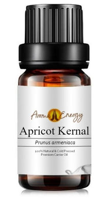 Apricot Kernel Oil - Base/Carrier Oils, Pure & Natural - Aroma Energy