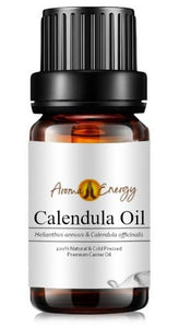 Calendula Oil - Base/Carrier Oils, Pure & Natural - Aroma Energy