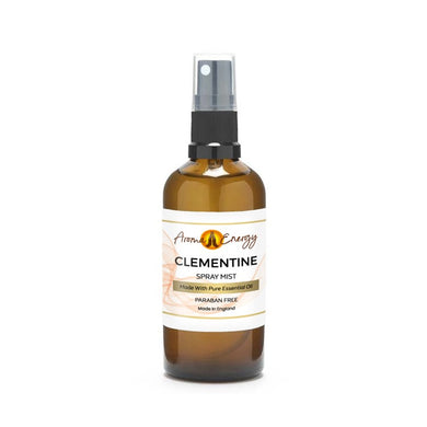 Clementine Essential Oil Room Spray