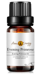 Evening Primrose Oil - Base/Carrier Oils, Pure & Natural - Aroma Energy