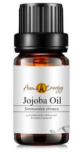 Jojoba Oil - Base/Carrier Oils, Pure & Natural - Aroma Energy