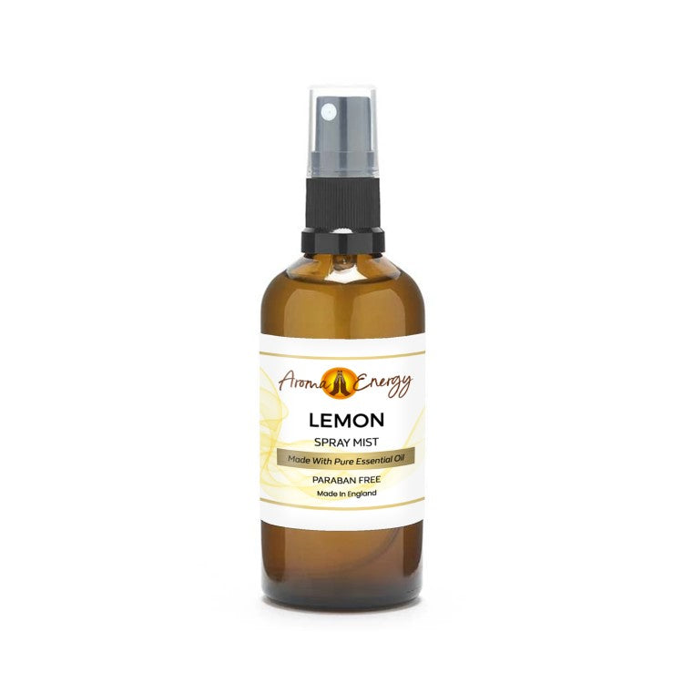 Lemon Essential Oil Room Spray