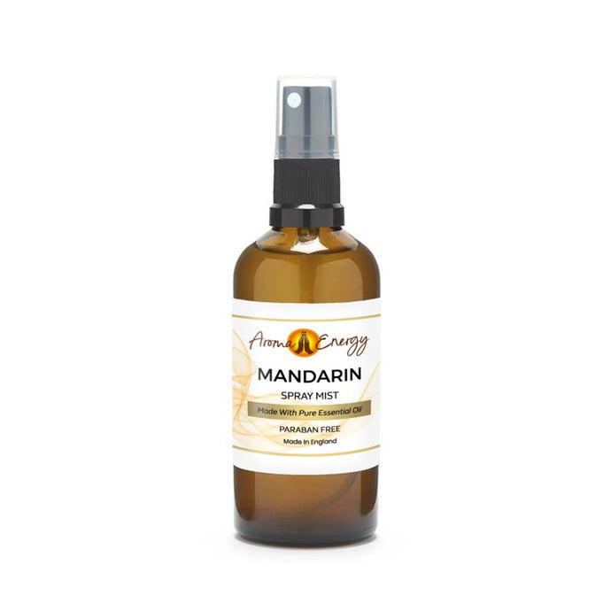 Mandarin Essential Oil Room Spray