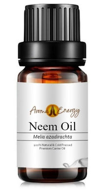 Neem Oil - Base/Carrier Oils, Pure & Natural - Aroma Energy