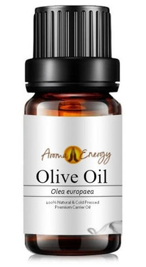 Olive Oil - Base/Carrier Oils, Pure & Natural - Aroma Energy