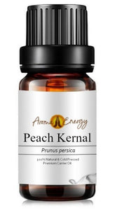 Peach Kernel Oil - Base/Carrier Oils, Pure & Natural - Aroma Energy