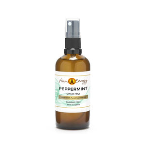 Peppermint Essential Oil Room Spray